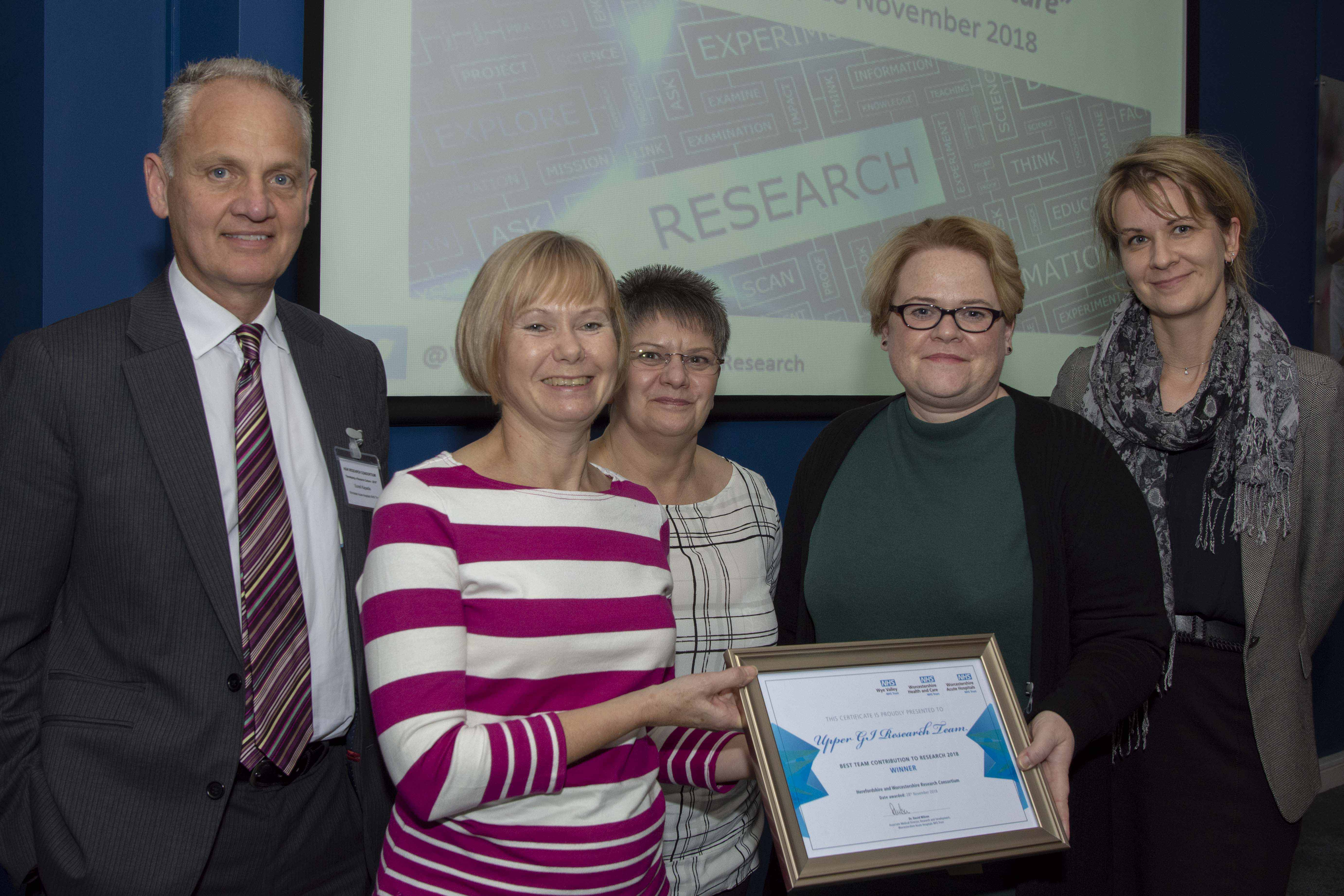 Research Awards Event 3