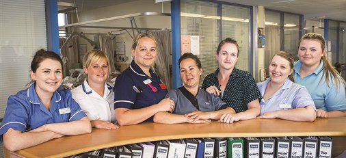 Join our nursing team at Worcestershire Acute