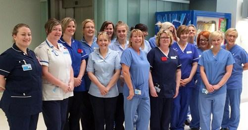 Worcestershire Nurses Celebrate International Nurses Day