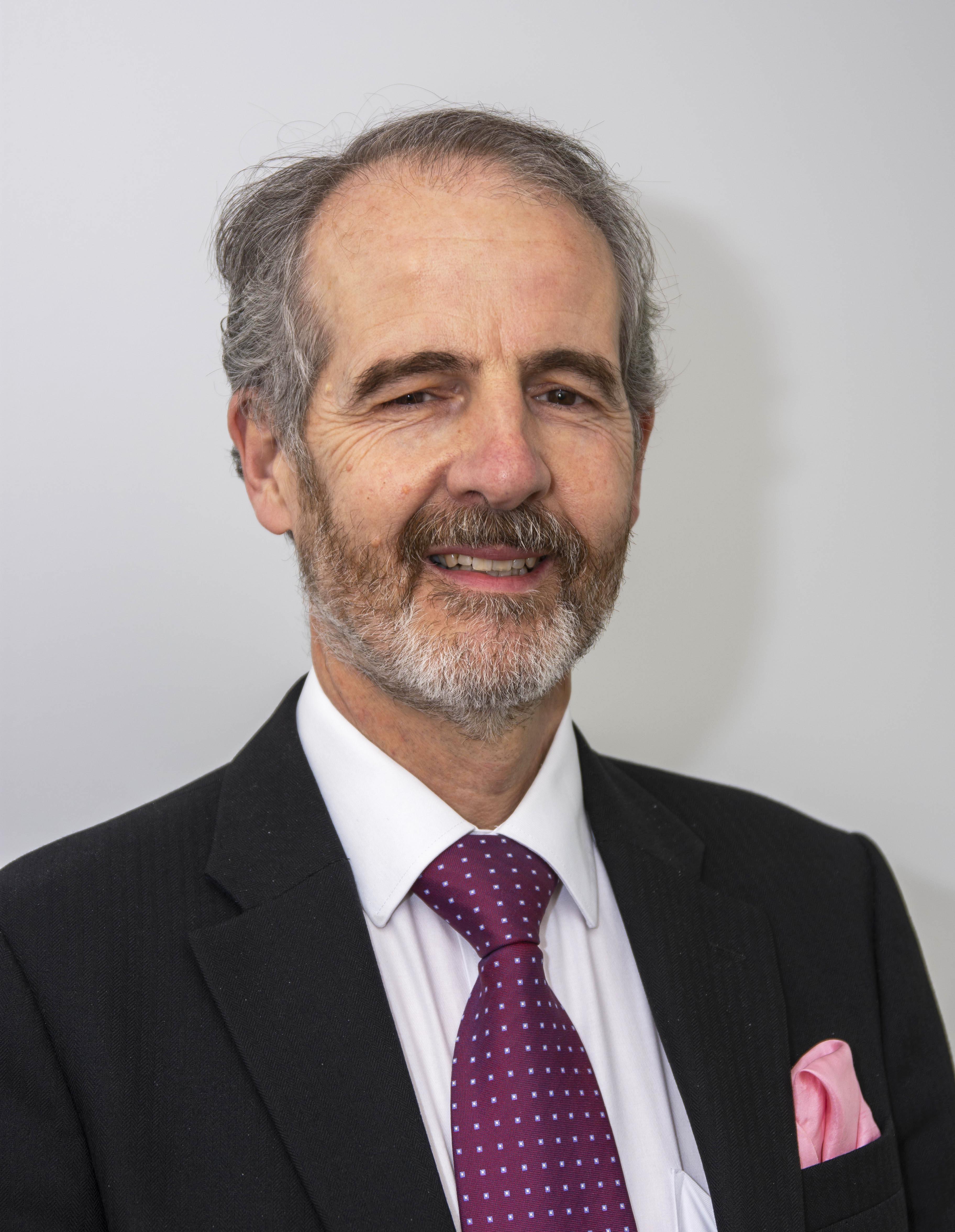 Mr Mike Hallissey