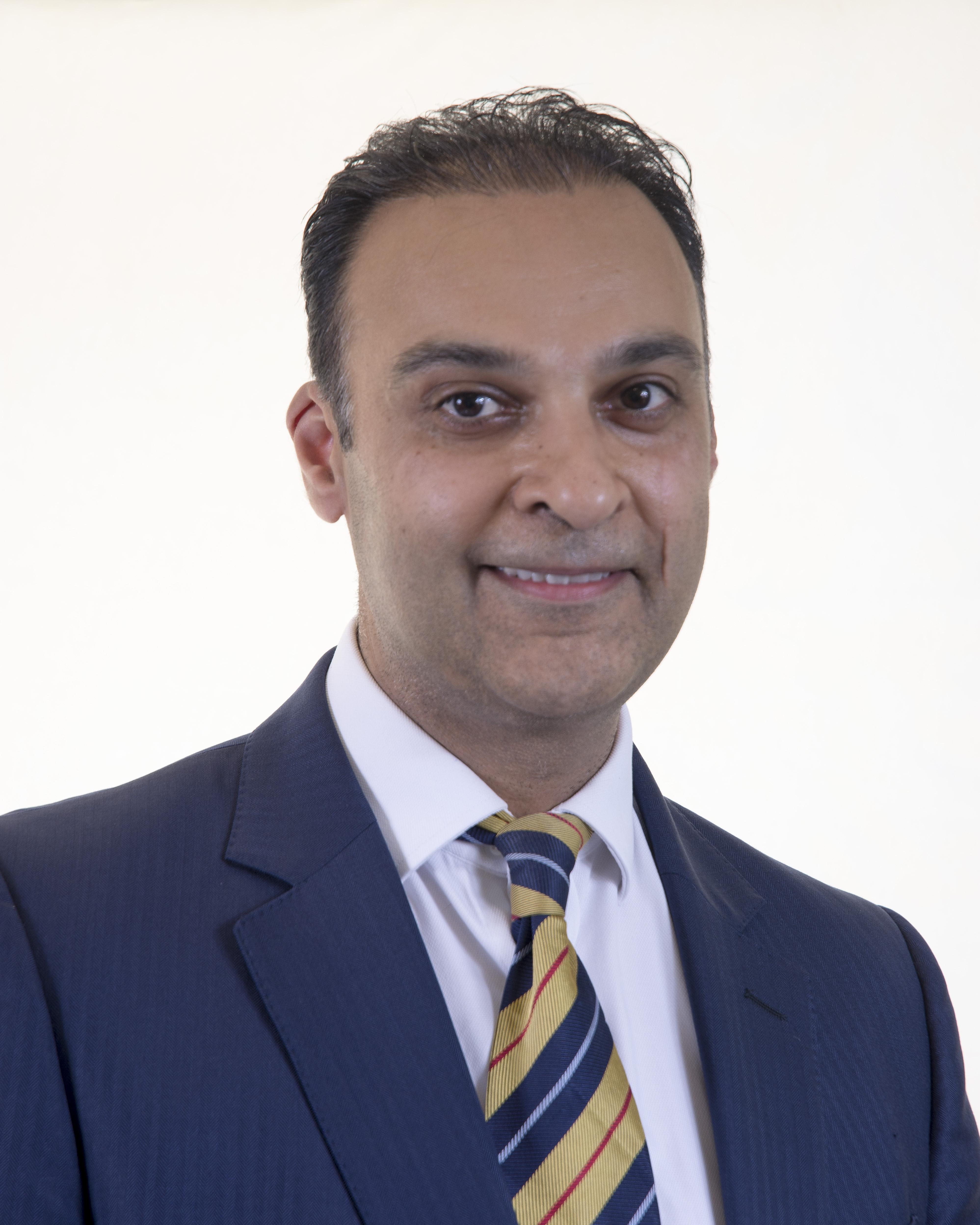 Mr Nadim Aslam